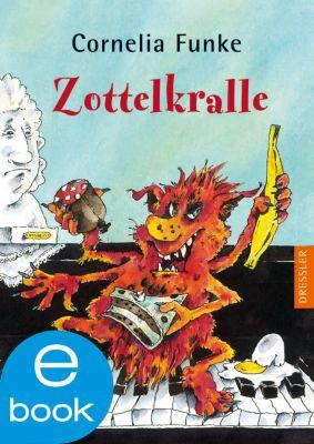 Zottelkralle, Cornelia Funke