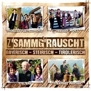 Zsammgrauscht/Bayer.-Steir.-Tirolerisch, Various