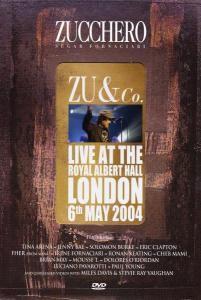 Zu & Co-Live At The Royal Albert Hall, Zucchero
