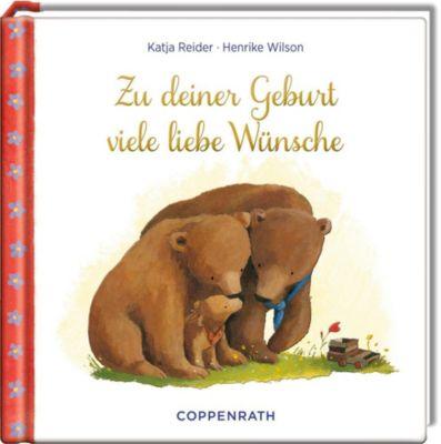Zu deiner Geburt viele liebe Wünsche, Katja Reider