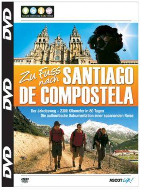 Zu Fuss nach Santiago de Compostela, Diverse Interpreten