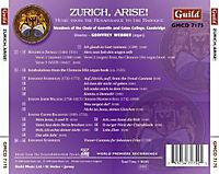Zürich Arise/Renaiss.-Barock - Produktdetailbild 1