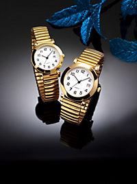"""Zugband-Uhr """"Für Sie"""" (Gehäuse-Ø: 30 mm) - Produktdetailbild 1"""