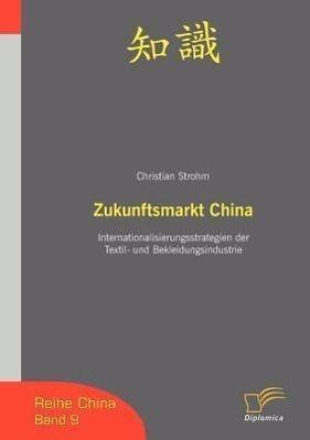Zukunftsmarkt China, Christian Strohm