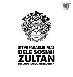 Zultan (Vinyl), Dele Steve Paradise Feat. Sosimi