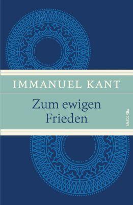 Zum ewigen Frieden, Immanuel Kant