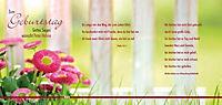 Zum Geburtstag Gottes Segen ... - Produktdetailbild 1