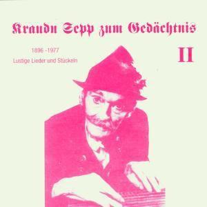 Zum Gedächtnis Ii/1896-1977, Kraudn Sepp