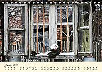 Zum rein gehen und raus gucken - Türen und Fenster (Tischkalender 2019 DIN A5 quer) - Produktdetailbild 1