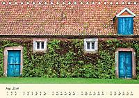 Zum rein gehen und raus gucken - Türen und Fenster (Tischkalender 2019 DIN A5 quer) - Produktdetailbild 5