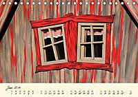 Zum rein gehen und raus gucken - Türen und Fenster (Tischkalender 2019 DIN A5 quer) - Produktdetailbild 6