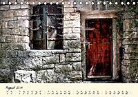 Zum rein gehen und raus gucken - Türen und Fenster (Tischkalender 2019 DIN A5 quer) - Produktdetailbild 8