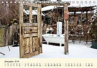 Zum rein gehen und raus gucken - Türen und Fenster (Tischkalender 2019 DIN A5 quer) - Produktdetailbild 12