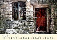 Zum rein gehen und raus gucken - Türen und Fenster (Wandkalender 2019 DIN A4 quer) - Produktdetailbild 8