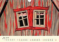 Zum rein gehen und raus gucken - Türen und Fenster (Wandkalender 2019 DIN A4 quer) - Produktdetailbild 6