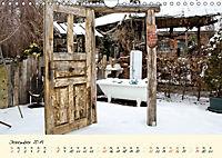 Zum rein gehen und raus gucken - Türen und Fenster (Wandkalender 2019 DIN A4 quer) - Produktdetailbild 12
