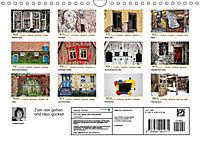 Zum rein gehen und raus gucken - Türen und Fenster (Wandkalender 2019 DIN A4 quer) - Produktdetailbild 13