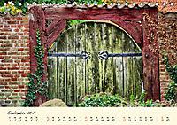 Zum rein gehen und raus gucken - Türen und Fenster (Tischkalender 2019 DIN A5 quer) - Produktdetailbild 9