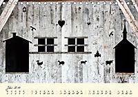Zum rein gehen und raus gucken - Türen und Fenster (Tischkalender 2019 DIN A5 quer) - Produktdetailbild 7