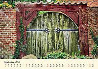 Zum rein gehen und raus gucken - Türen und Fenster (Wandkalender 2019 DIN A3 quer) - Produktdetailbild 9