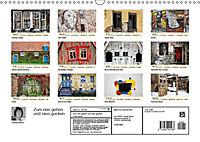 Zum rein gehen und raus gucken - Türen und Fenster (Wandkalender 2019 DIN A3 quer) - Produktdetailbild 13