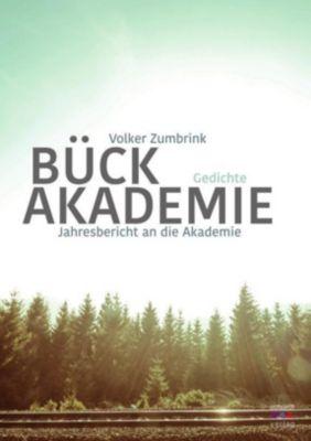Zumbrink, V: Bückakademie - Volker Zumbrink |
