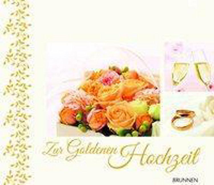 Zur Goldenen Hochzeit Buch Versandkostenfrei Bei Weltbildde