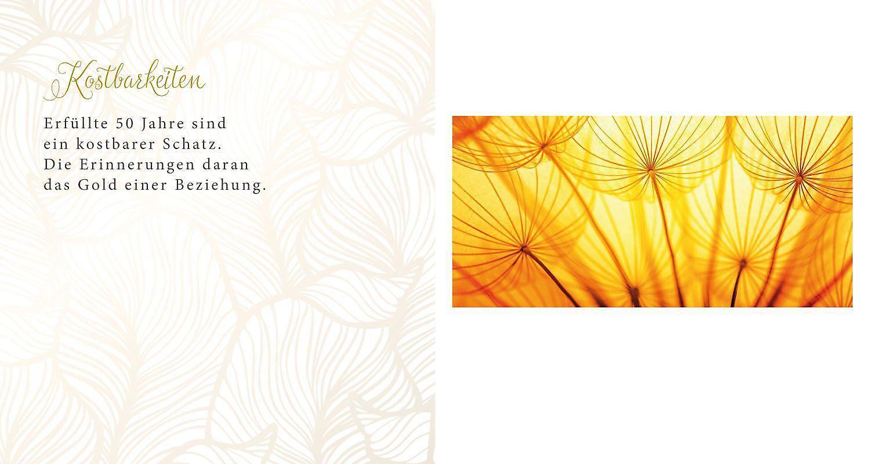 Zur Goldenen Hochzeit Herzliche Glückwünsche Buch