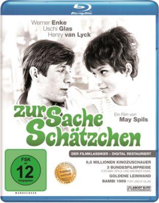 Zur Sache Schätzchen, Werner Enke, Rüdiger Leberecht, May Spils