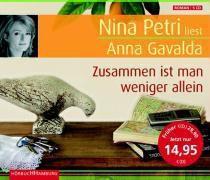 Zusammen ist man weniger allein, 5 Audio-CDs, Anna Gavalda