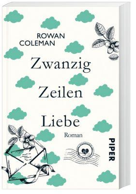 Zwanzig Zeilen Liebe, Rowan Coleman