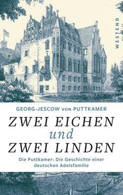 Zwei Eichen und zwei Linden, Georg-Jescow von Puttkamer