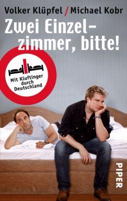Zwei Einzelzimmer, bitte!, Volker Klüpfel, Michael Kobr
