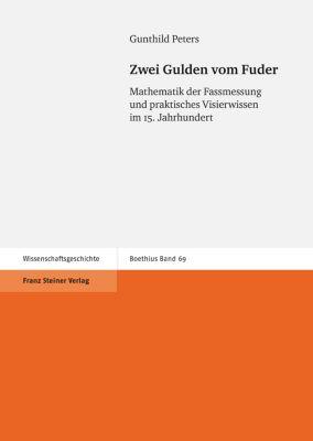 Zwei Gulden vom Fuder, Gunthild Peters