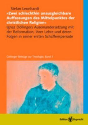 »Zwei schlechthin unausgleichbare Auffassungen des Mittelpunktes der christlichen Religion«, Stefan Leonhardt