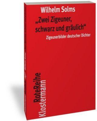 Zwei Zigeuner, schwarz und gräulich, Wilhelm Solms