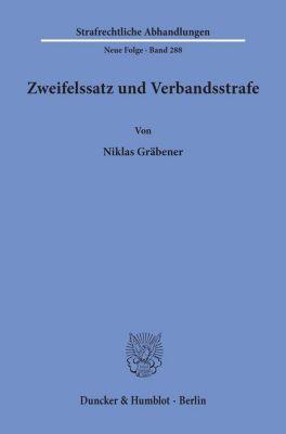 Zweifelssatz und Verbandsstrafe. - Niklas Gräbener pdf epub