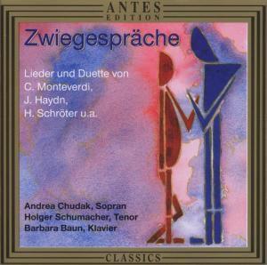 Zweigespräche Lieder+duette, Chudak, Schumacher, Baun
