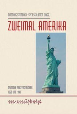Zweimal Amerika, Bruno Bauch, Ursula Schäfer
