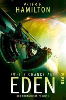 Zweite Chance auf Eden - Peter F. Hamilton |