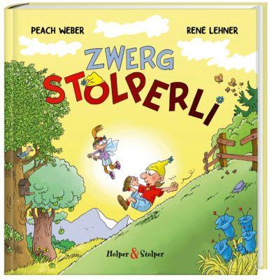 Zwerg Stolperli, Peach Weber