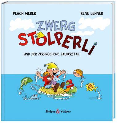 Zwerg Stolperli und der zerbrochene Zauberstab, Peach Weber