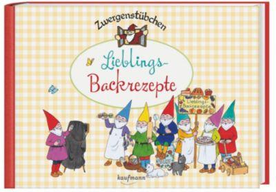 Zwergenstübchen Lieblings-Backrezepte, m. Klebeetiketten