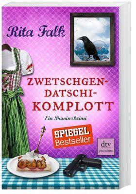 Zwetschgendatschikomplott - Rita Falk |