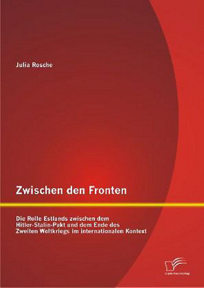 Zwischen den Fronten Buch von Julia Rosche portofrei - Weltbild.de