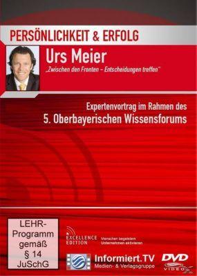 Zwischen den Fronten - Entscheidungen treffen, Urs Meier