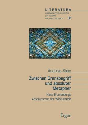 Zwischen Grenzbegriff und absoluter Metapher, Andreas Klein