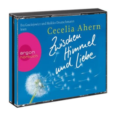 Zwischen Himmel und Liebe, Hörbuch, Cecelia Ahern