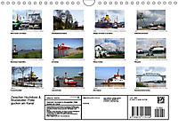Zwischen Hochdonn & Brunsbüttel: Pötte gucken am Kanal (Wandkalender 2019 DIN A4 quer) - Produktdetailbild 13