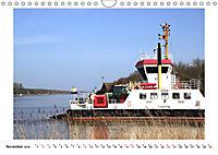 Zwischen Hochdonn & Brunsbüttel: Pötte gucken am Kanal (Wandkalender 2019 DIN A4 quer) - Produktdetailbild 11